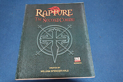 RAPTURE THE SECOND COMING Paperback – 2003 • 17.05£