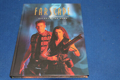 Farscape Role-Playing Game Hardcover – 31 Jul 2002AEG 8200 • 35.10£