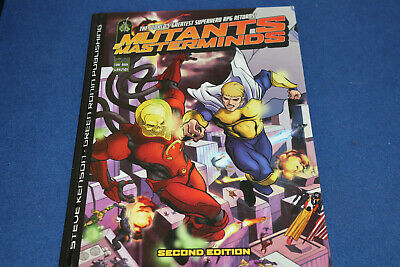 Mutants And Masterminds 2nd Edition  2nd EdiTION GRR2501 • 26.99£