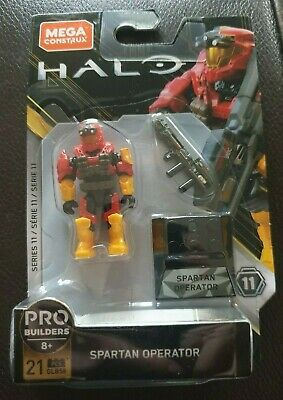 Mega Construx Halo Series 11 Spartan Operator - New In Stock • 14.99£