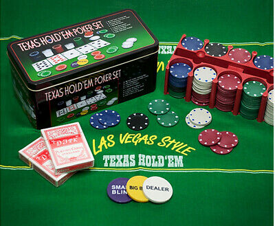 Professional Poker Set (UK)  • 17.50£