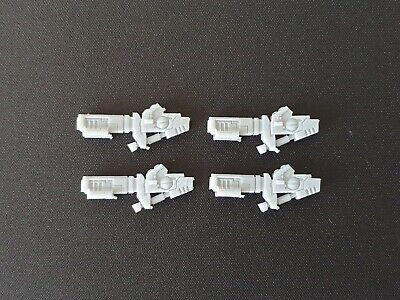 4 Tau Commander Crisis Suit Cyclic Ion Blaster 40k CIB Best Quality On Ebay  • 3.50£