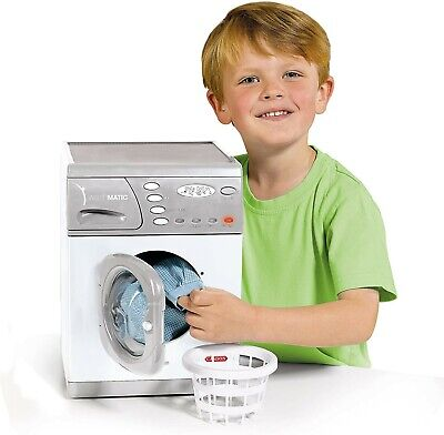 Electronic Washer Role Play Educational Toy  Grey • 46.99£