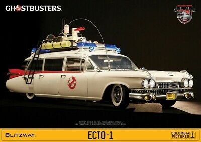 Blitzway Ghostbusters 1/6 Ghostbusters ECTO 1 # 10401 *COLLECT IN STORE ONLY* • 2,495£