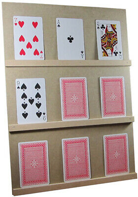 Play Your Cards Right/higher Lower Game With Stand (uk Made) • 25.50£