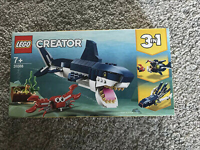 Lego Creator Deep Sea Creatures (31088) • 11£