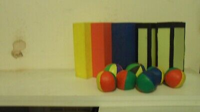 Juggling Equipment Joblot • 19£