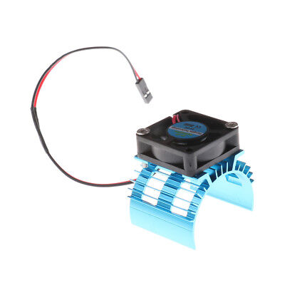 1:10 HSP RC Car 540 550 3650 Size Motor Heatsink Cover Cooling Fan RC Parts EH • 5.38£