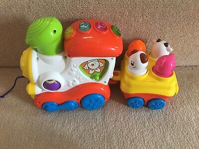 Chicco Pull Along Musical Train • 10£