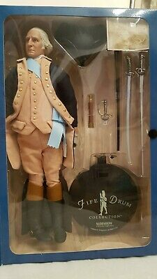 George Washington Sideshow Fife & Drum Exclusive Edition (only 500 Made) Mint • 174.95£