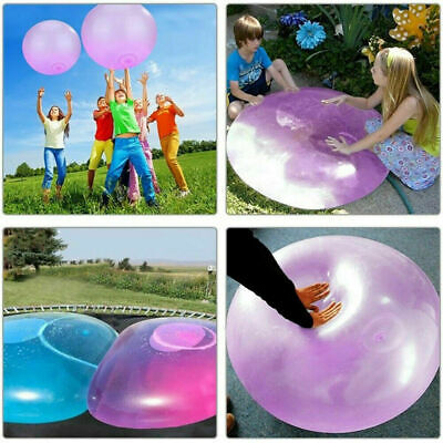 Large Wubble Bubble Ball Super Inflatable Antistress Ballon Outdoor Water Toys • 4.99£