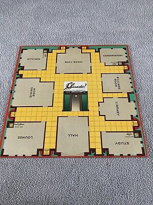 Cluedo Spare/Relacement Playing Board Game - Waddingtons • 1.95£