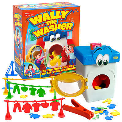 Wally The Washer Game Brand New Fast Postage • 7£