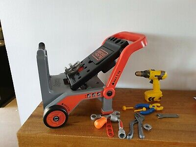 Smoby Workmate And Tools • 15£