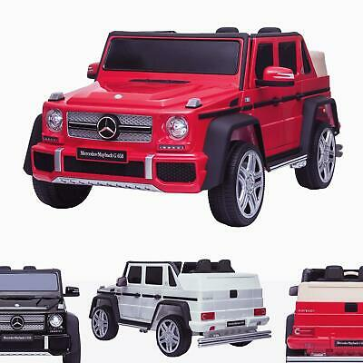 Kids Licensed 12V Mercedes G650 Maybach Electric Battery Ride On Car With Remote • 199£