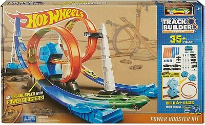 NEW Hot Wheels Track Builder System Power Booster • 40£