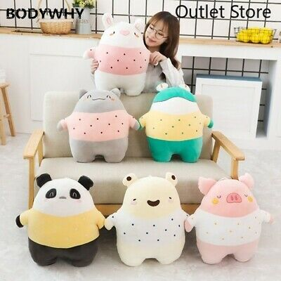 Plush Toys Home Office Animal Pillow Cute Cartoon Doll Pillow Children Gifts New • 16.58£