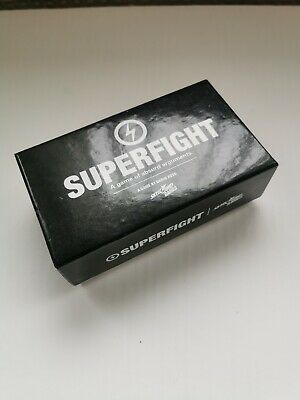 Superfight Core Deck Card Game New Age UK • 2.20£