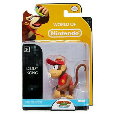 NINTENDO 2.5in LIMITED - W1 - DIDDY KONG - BRAND NEW  • 11.95£