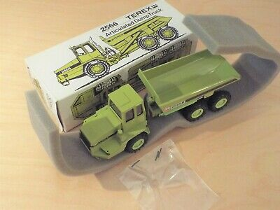 1/50 Scale Conrad Die-Cast Model 2566, TEREX Articulated Dump Truck, 99.99% MINT • 90£