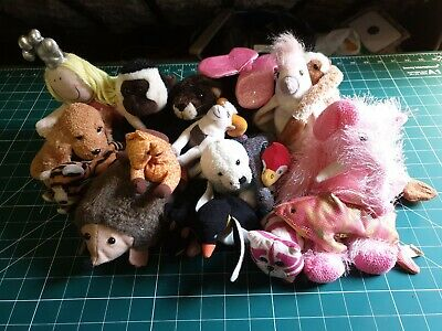 Gint Job Lot Of Assorted Soft Toys • 9.99£