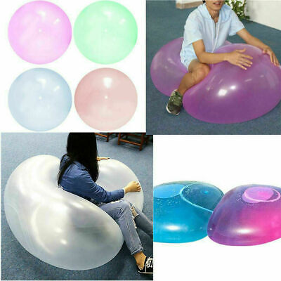 Large Wubble Bubble Ball Super Inflatable Antistress Ballon Outdoor Water Toys • 2.99£