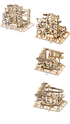 ROKR Mechanical Wooden Model Kits Lg Series • 33.99£