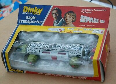 Vintage Dinky Toys 359 Space 1999 Eagle Transporter Gerry Anderson • 108£