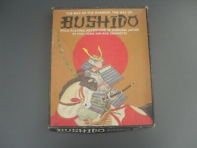 Bushido RPG In Good Used Condition • 20£