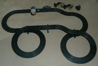 Micro Scalextric Large Layout 1:64 Scale • 15£