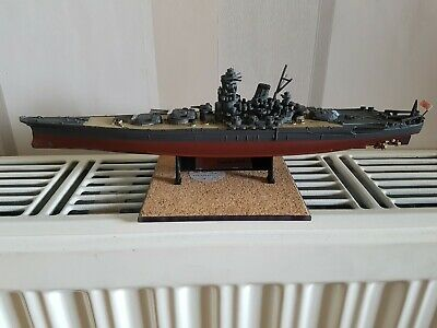 Warships Of WW2 Collection Yamato - 1945 • 15.50£