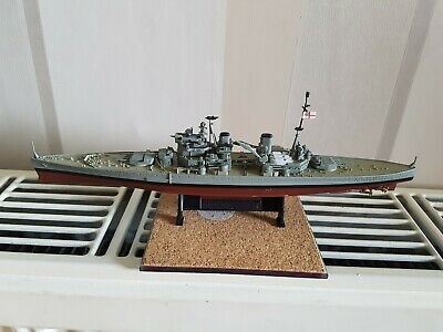 Warships Of WW2 Collection HMS Prince Of Wales  - 1941 • 12.50£