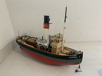 St. Canute 1:50 Billing Boats With Radio Controlled Rc Motor And Servo Build • 31£