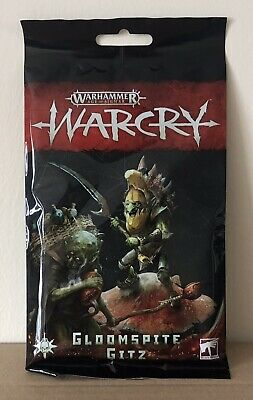Warhammer Age Of Sigmar Warcry Cards Gloomspite Gitz • 1£