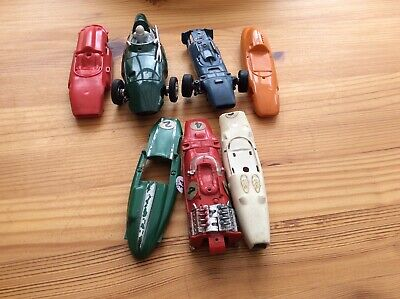 Scalextric Type 1960s Airfix And VIP GP Body Shells  • 12£