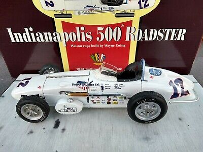 Carousel 1/18 1961 Indy 500 Pole  Sachs Dean Van Lines Special • 60£