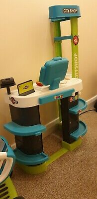 Childs Smoby Shop Age 3+ • 20£