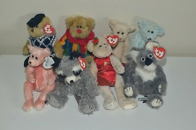 TY Attic Treasure Collection – Bundle Bears – Various Condition • 25£