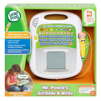 Leap Frog Mr. Pencil's Scribble & Write • 24.99£