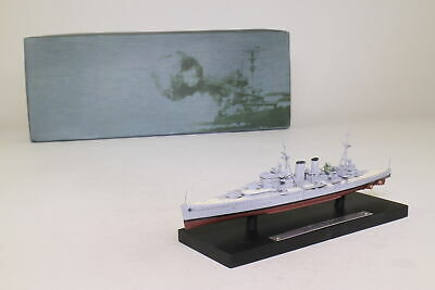 Atlas Editions; Warships Collection; HMS Exeter, Heavy Cruiser; Excellent Boxed • 8.99£