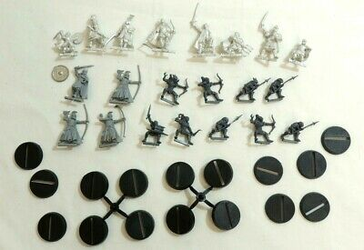 Lord Of The Rings Warhammer Joblot Unpainted Metal & Plastic Thames Hospice • 10.50£
