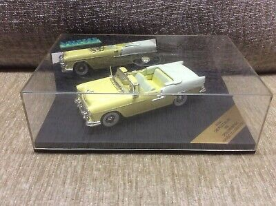 Chevrolet Bel Air Convertible Yellow / Ivory 1:43 Vitesse Die-cast * Boxed * • 27.50£