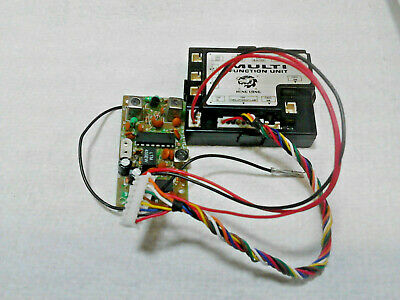 Heng Long 27mhz Complete Receiver & Rx18 Board • 39£