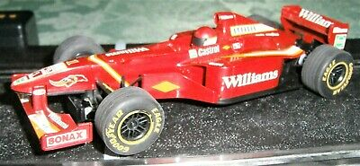 Scalextric F1 C2161 Red Williams FW20 No 1, 1998  1/32nd Scale. • 12£