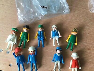 9 Playmobil Figures • 4.50£