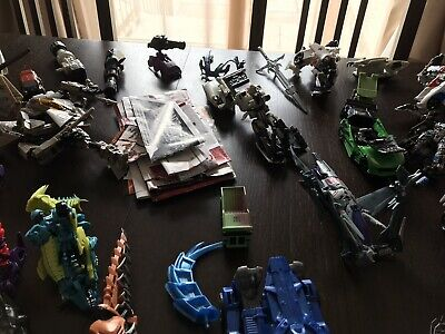 Hasbro Toy Transformers In A Mixed Bundle With A Couple Of Instructions • 8.50£
