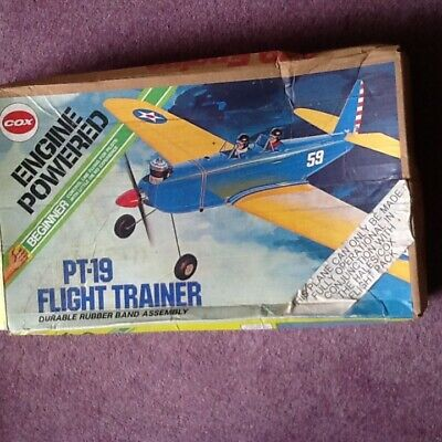 Cox Pt19 Control Line Plane In Generally VGC , Probably Unflown  • 60£