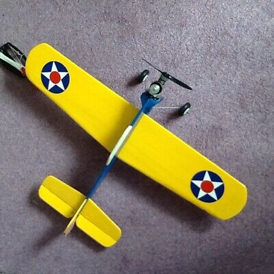 PT26 Balsa Control Line Plane For Cox Babe Bee Engines, 24  Span  • 46£