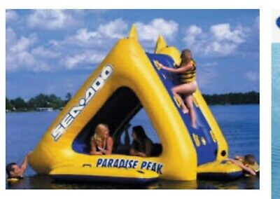 Sea Doo Inflatable Water Slide Paradise Peak Quality Used Once • 350£