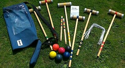 Franklin 6 Player Croquet Set • 30£